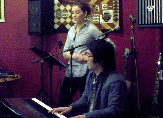 Jenna Bratt and Andrew Ho